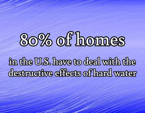 hard water softener central texas stats