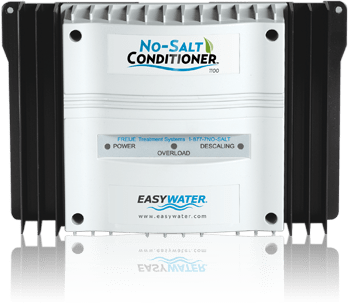 the original easywater no salt conditioner revolutionized the water treatment industry our unique salt free approach to treating the problem of hard water - No Salt Water Softener